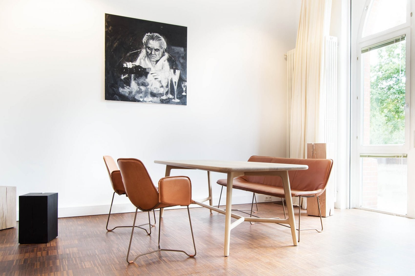Esstisch Holz Skandinavisch – Kartaginafo Beliebt Konzept Von von Esstisch Stühle Skandinavisch Photo