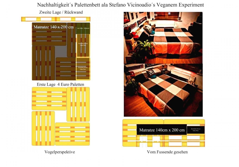 Europaletten Bett 140 200 Konzept Matratzen Für In Aus  Amuda von Europaletten Bett 140X200 Photo