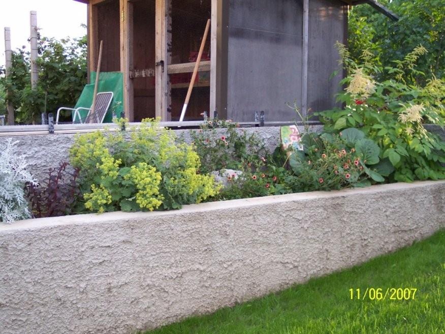 Fabelhafte Steine Für Garten Günstig Hochbeet Aus Ytong Hausgarten von Steine Für Garten Günstig Photo