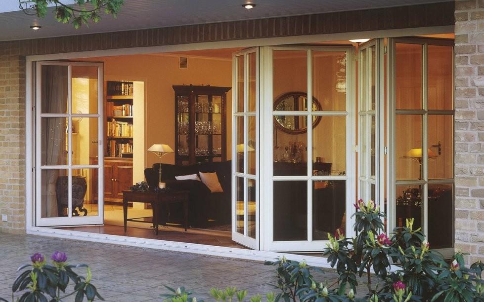 Terrassen Faltturen Selber Bauen Haus Bauen