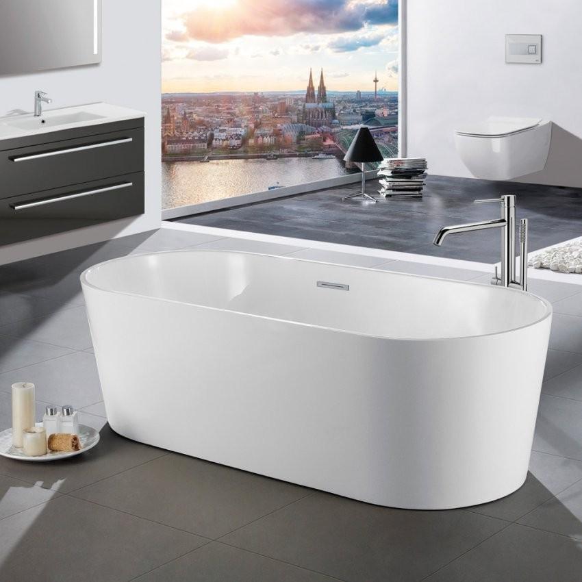 Fantastisch Ideal Standard Dea Freistehende Badewanne @ej21 von Ideal Standard Freistehende Badewanne Photo