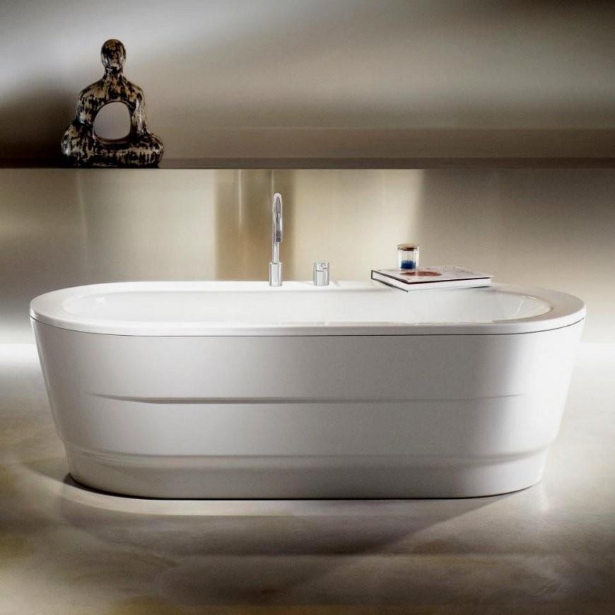 Fantastisch Kaldewei Freistehende Badewanne Und Duschwanne Online von Freistehende Badewanne Reuter Bild