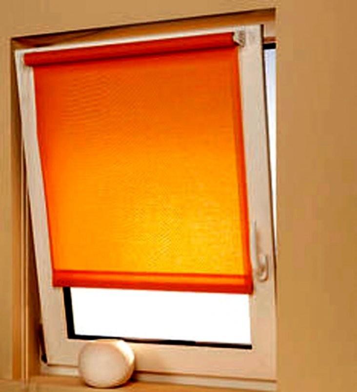 Fein Rollo Wohnkultur Fenster Innen Rollos Ohne Bohren Obi S Dach von Rollos Für Fenster Innen Bild