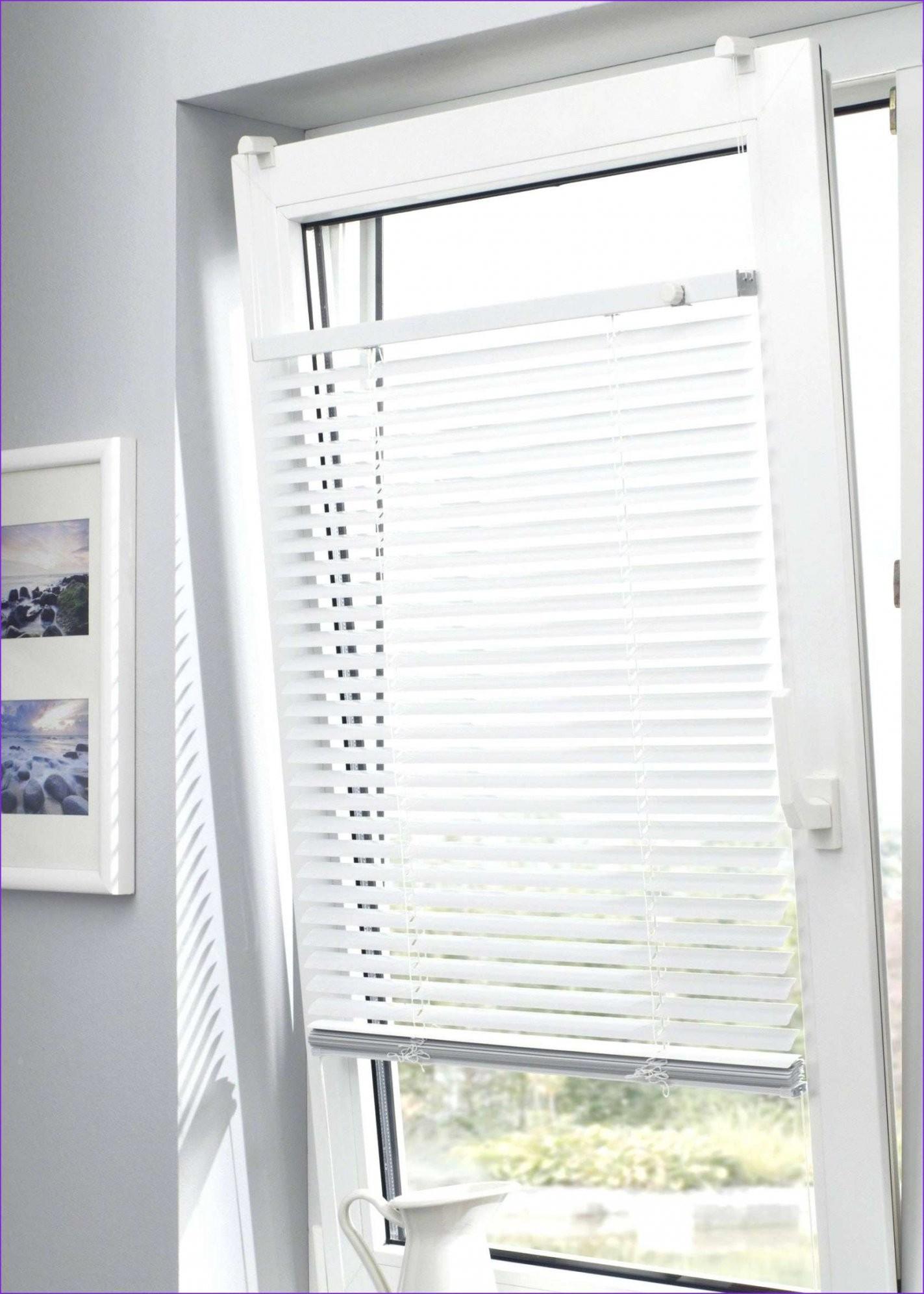 Fenster Rollos Für Innen Ohne Bohren  Fenster Mit Einbruchschutz von Fenster Jalousien Innen Ohne Bohren Bild