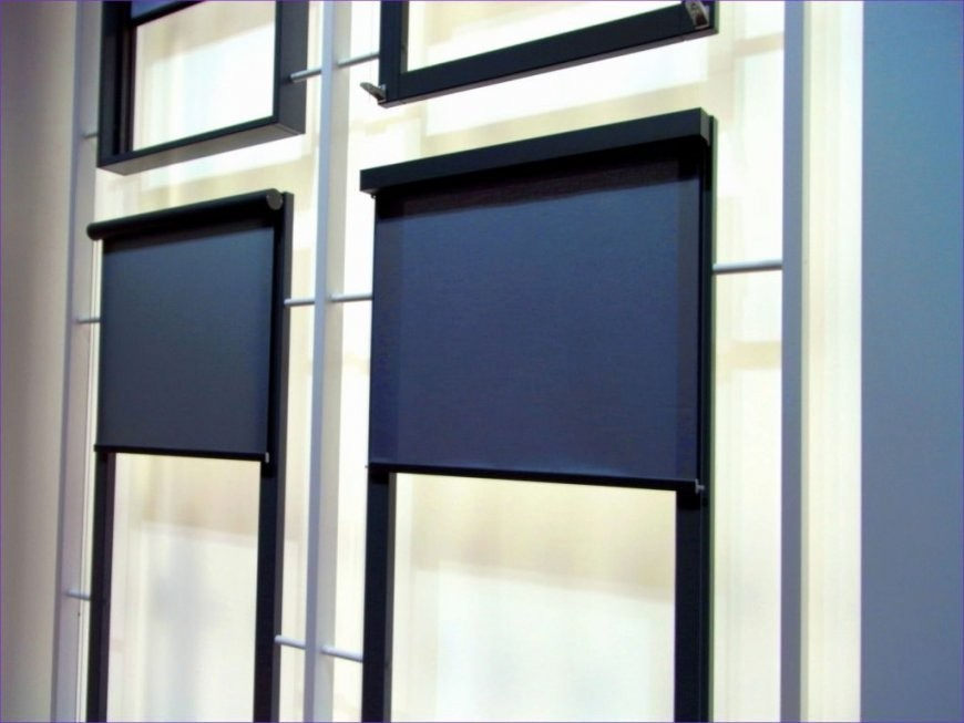 Fenster Rollos Innen Verdunkeln Einmalig Fenster Und Rollos Günstig von Fenster Rollos Günstig Bild