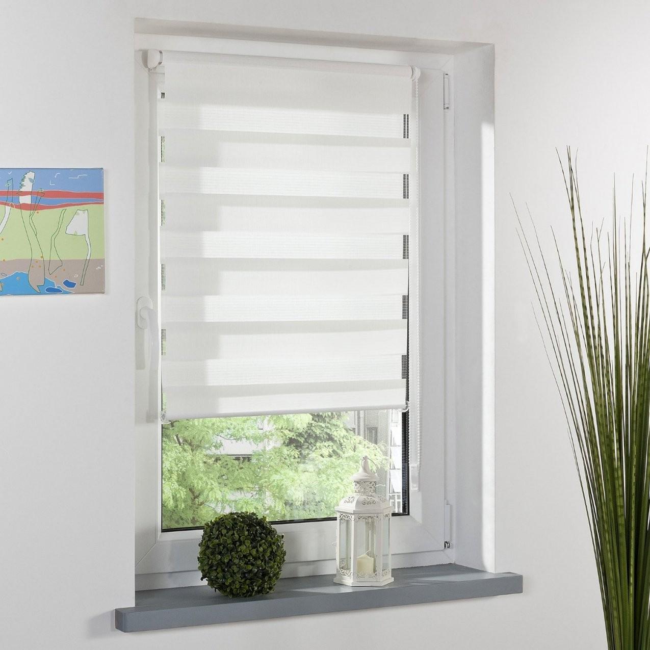 Fenster Rollos Ohne Bohren  Top 6 In Der Vergleichsübersicht von Fenster Rollos Aus Stoff Photo