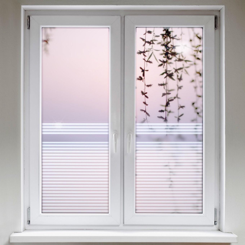 Fensterfolie  Lines  Dayton von Fensterfolie Sichtschutz Nach Maß Photo