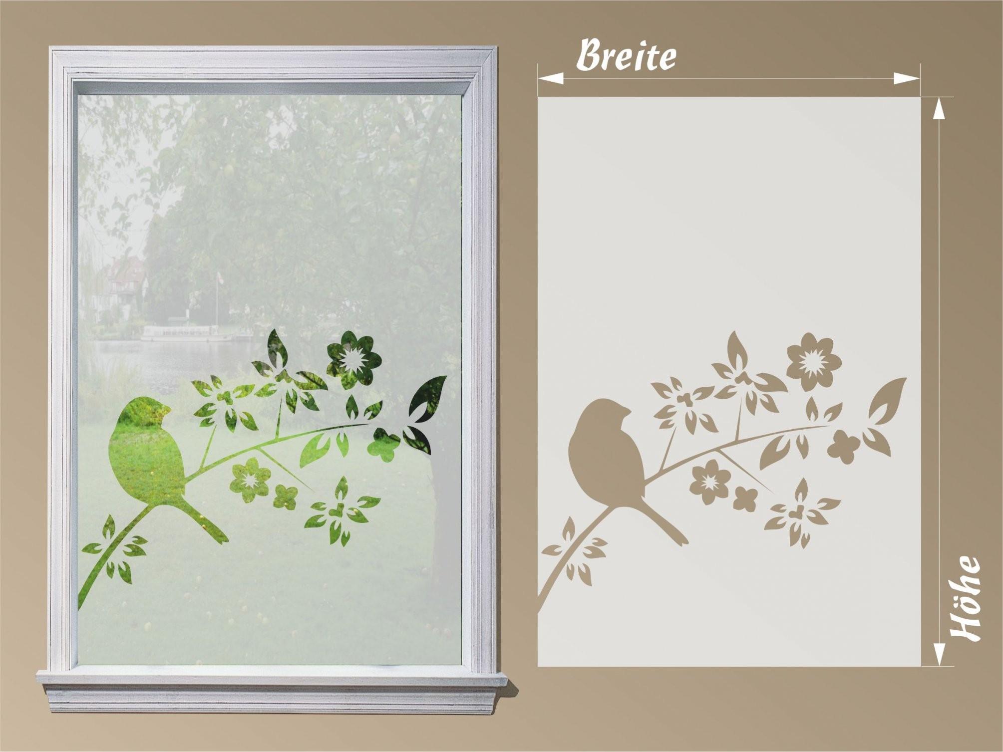 Fensterfolien Motive Sichtschutz von Fensterfolie Sichtschutz Nach Maß Bild