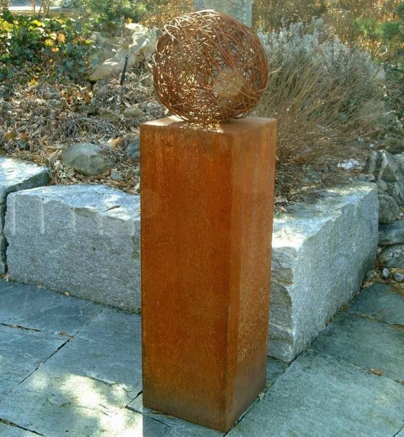 Fineselection Gmbh Google Von Rostige Säulen Für Den Garten Design von Steinsäulen Für Den Garten Photo