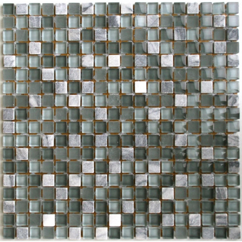Fliesenwelt Mosaikfliesen Loox Hawaii Grau Mix 30X30Cm Jetzt Günstig von Mosaik Fliesen Günstig Photo