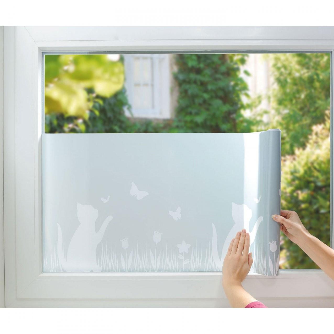 Folie Für Fenster Ansprechend Auf Kreative Deko Ideen Mit 25 Best von Fensterfolie Sichtschutz Bad Photo