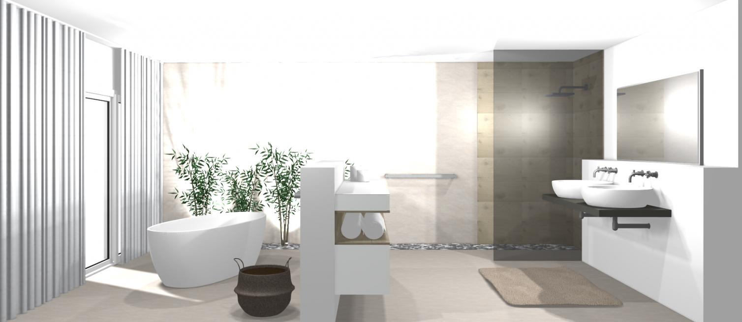 Freihstehende Badewannen Entdecke Hingucker Bei Couch von Bad Mit Freistehender Badewanne Bild