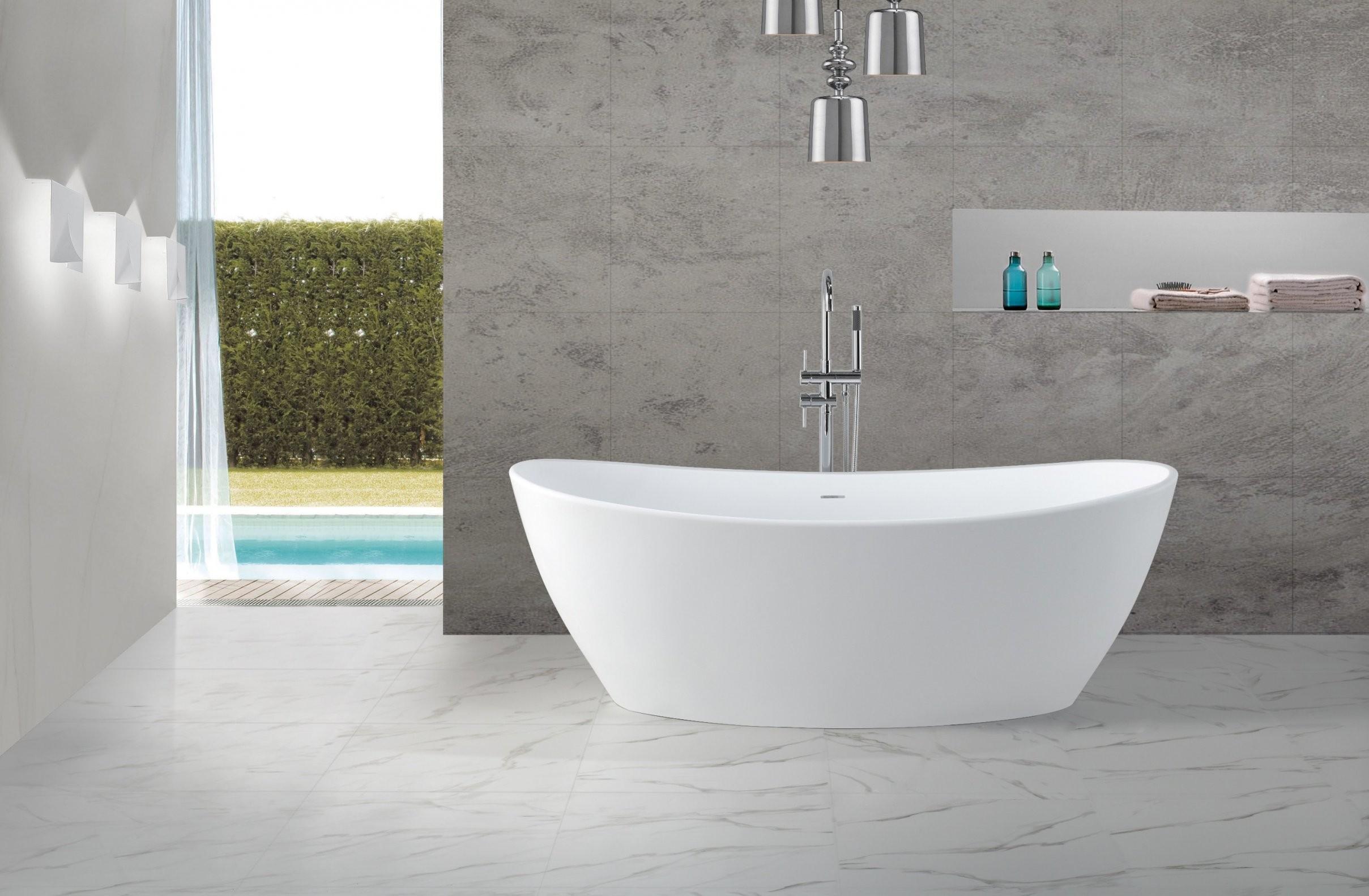 Freistehende Badewanne Bewertung  Haus Ideen von Freistehende Badewanne Erfahrungen Bild