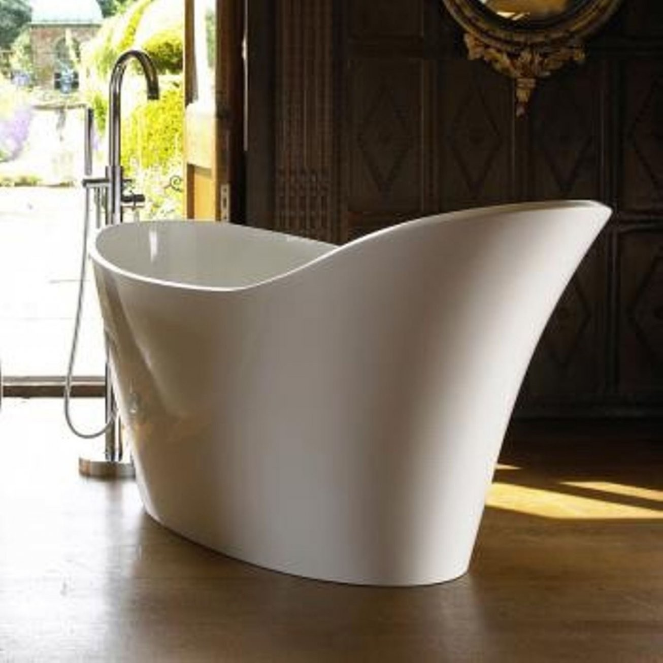 Freistehende Badewanne Gebraucht Kaufen Nur 4 St Bis 60% Günstiger von Freistehende Badewanne Gebraucht Kaufen Bild
