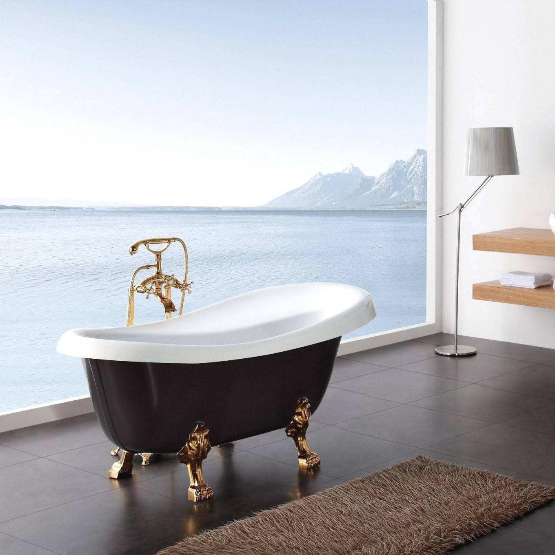 Freistehende Badewanne Gebraucht Maximiere Die Freistehende von Freistehende Badewanne Gebraucht Bild