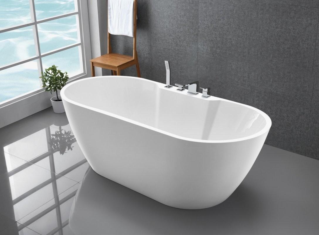 Freistehende Badewanne Hoesch Badewanne 170X80 — Cbm Badezimmer von Freistehende Badewanne Hoesch Bild
