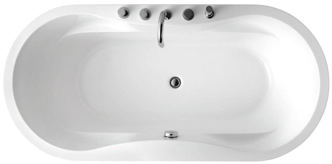 Freistehende Badewanne M602 von Badewanne Emaille Freistehend Bild