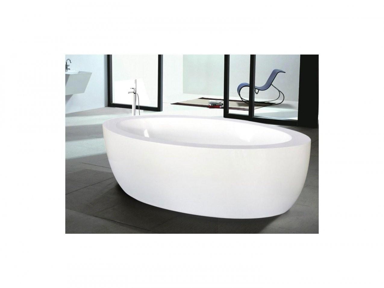 Freistehende Badewanne Marmara  206 L  Weiß  Bad  Pinterest von Freistehende Badewanne Günstig Kaufen Bild