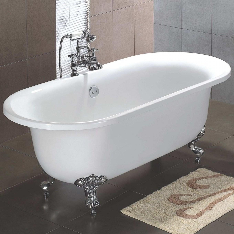 Freistehende Badewanne Mit Füßen Gemütlich Freistehende Retro von Freistehende Badewanne Mit Füßen Bild