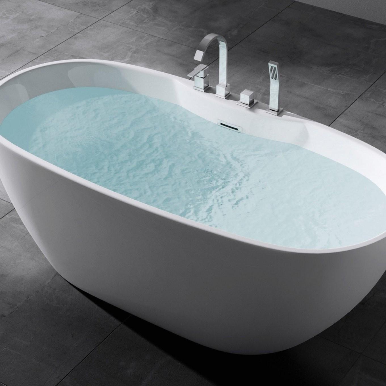Freistehende Badewanne Mit Integrierter Armatur Genial Badewannen von Freistehende Badewanne Mit Integrierter Armatur Photo