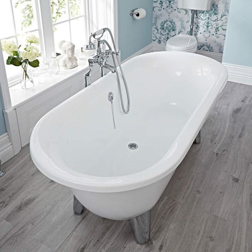 Freistehende Badewanne Mit Wählbaren Füßen von Freistehende Badewanne Mit Füßen Bild