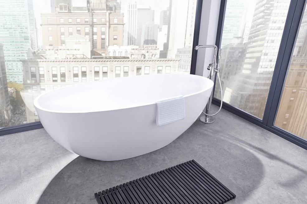 Freistehende Badewanne Online Kaufen  Badewannenblog von Freistehende Badewanne Erfahrungen Bild