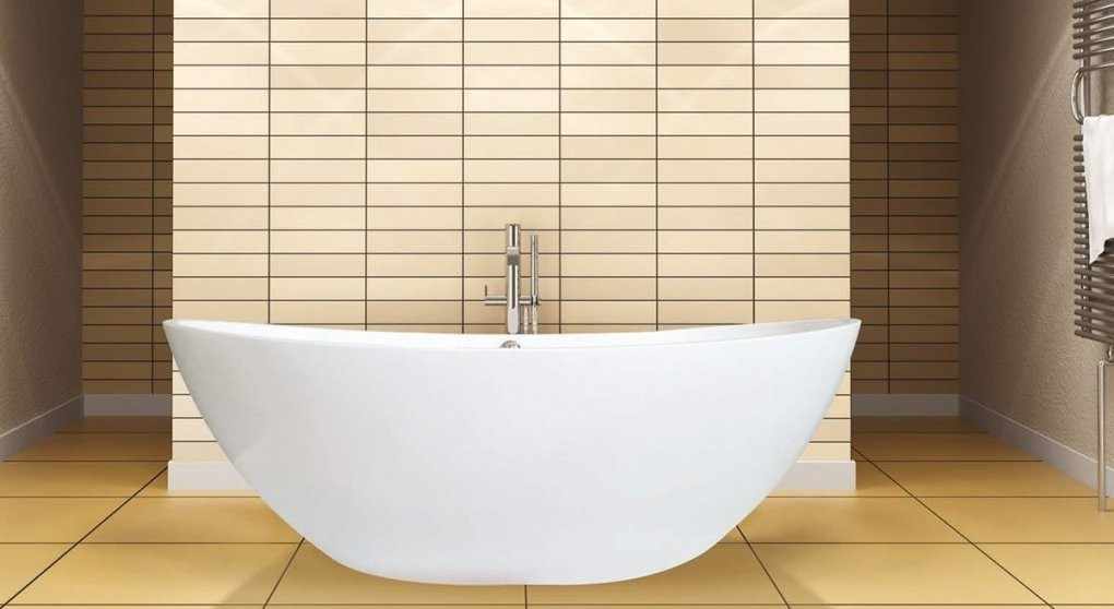 Freistehende Badewanne Perlato  Badefieber von Freistehende Ovale Badewanne Photo