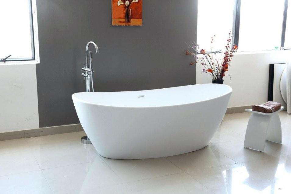 Freistehende Badewanne Wieviel Platz Benatigt Eine Freistehende von Freistehende Badewanne Gebraucht Kaufen Bild