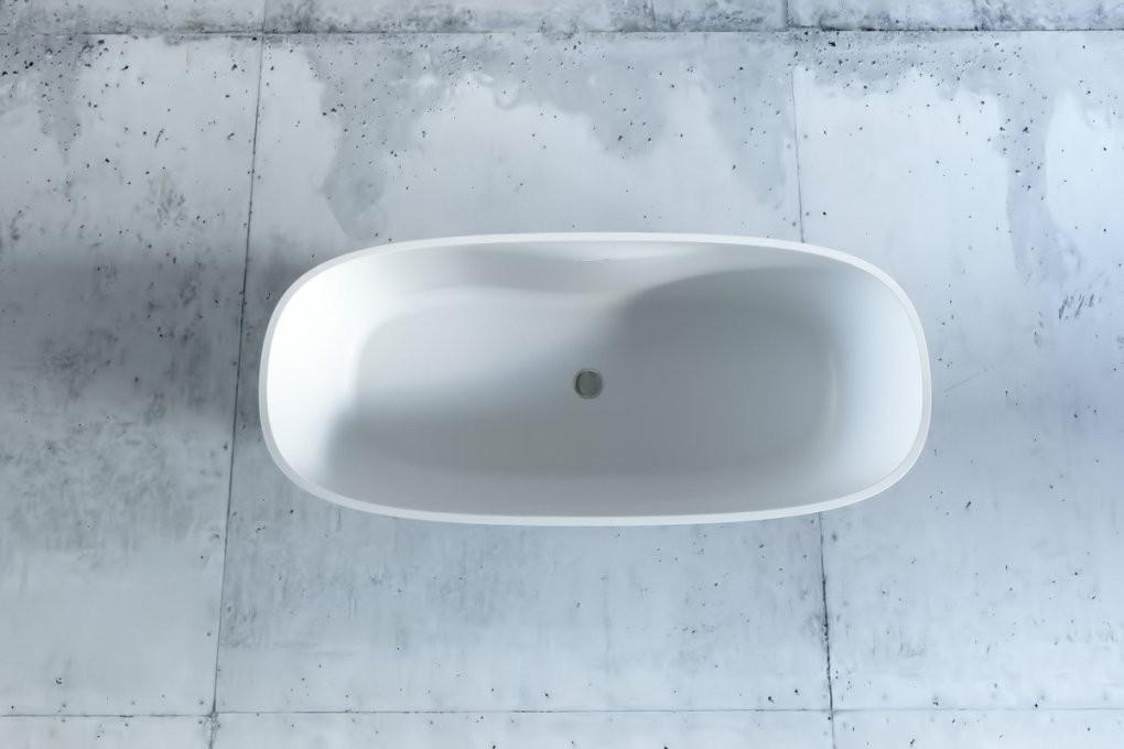 Freistehende Badewannen  One Bath von Ovale Badewanne Freistehend Photo