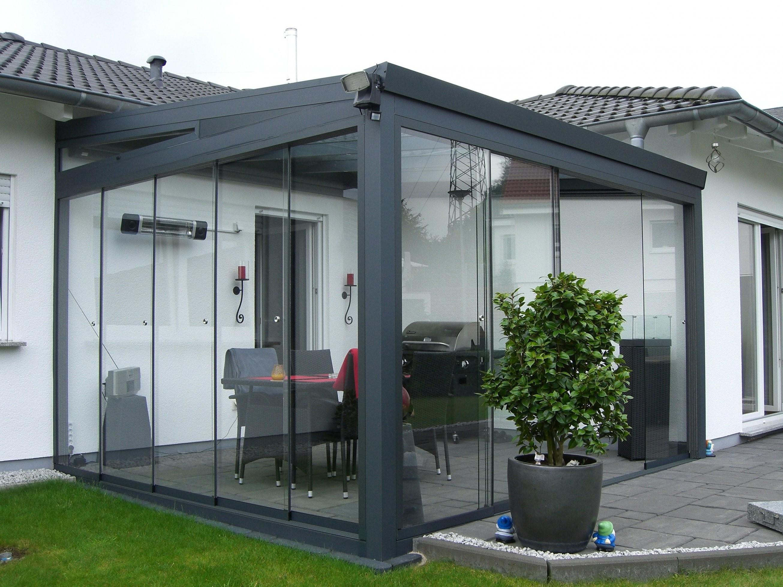 Gallery Of Terrassendach Selber Bauen Glas Terrassen Berdachung Aus von Terrassenüberdachung Selber Bauen Glas Photo