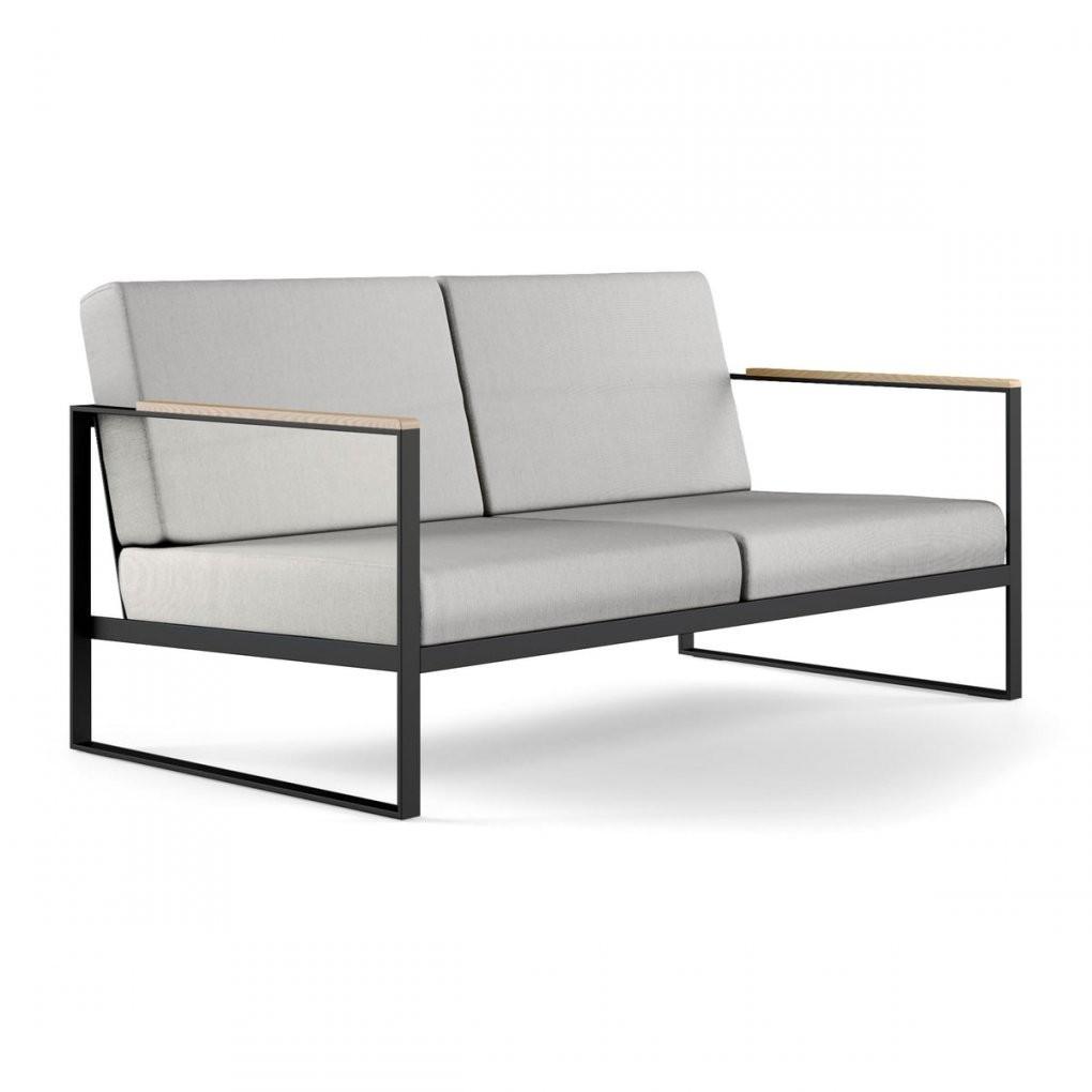 Garden Easy 2 Seater Sofaröshults  Connox von Lounge Sofa 2 Sitzer Outdoor Bild