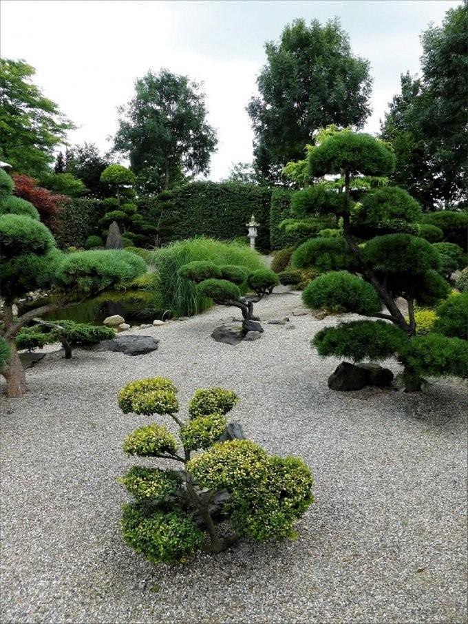 Garten Einfach Japanischer Garten Design Schrecklich Japanischer von Japanischer Garten Gestaltungsideen Bild