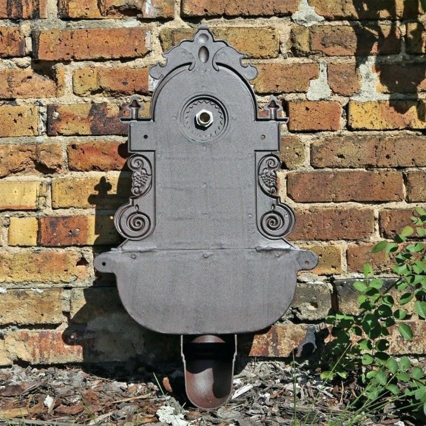 Garten Waschbecken Wet Design Selber Machen Stein Modern von Garten Waschbecken Stein Photo