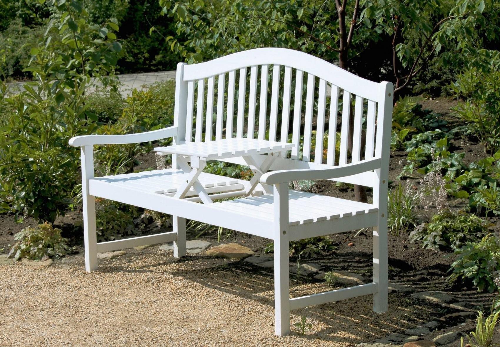 Gartenbank Klappbar Eindeutig 2 Sitzer Gartenbank Cheap Kettler Alu von Gartenbank Klappbar Weiß Bild