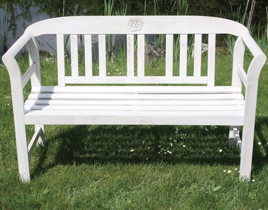 Gartenbank Weiß Holz Haus Ideen With Weise  Rangelandnews von Weiße Gartenbank Ikea Bild