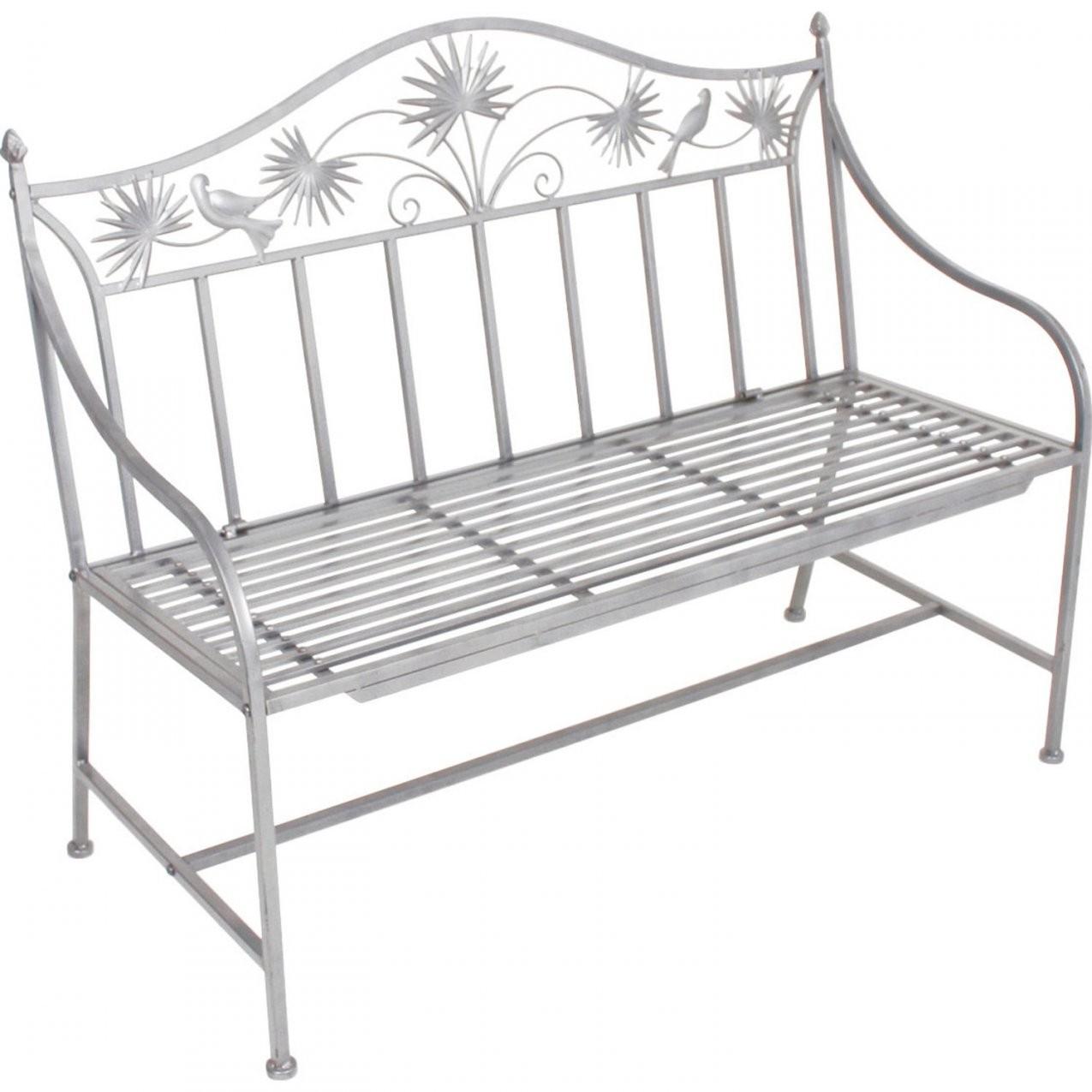 Gartenbänke Online Kaufen Bei Obi von Sitzbank Garten Metall Bild