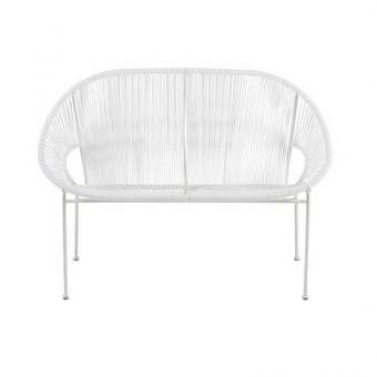 Gartenbänke Und Andere Gartenmöbel Von Maisons Du Monde Online von Gartenbank Gusseisen Weiß Bild