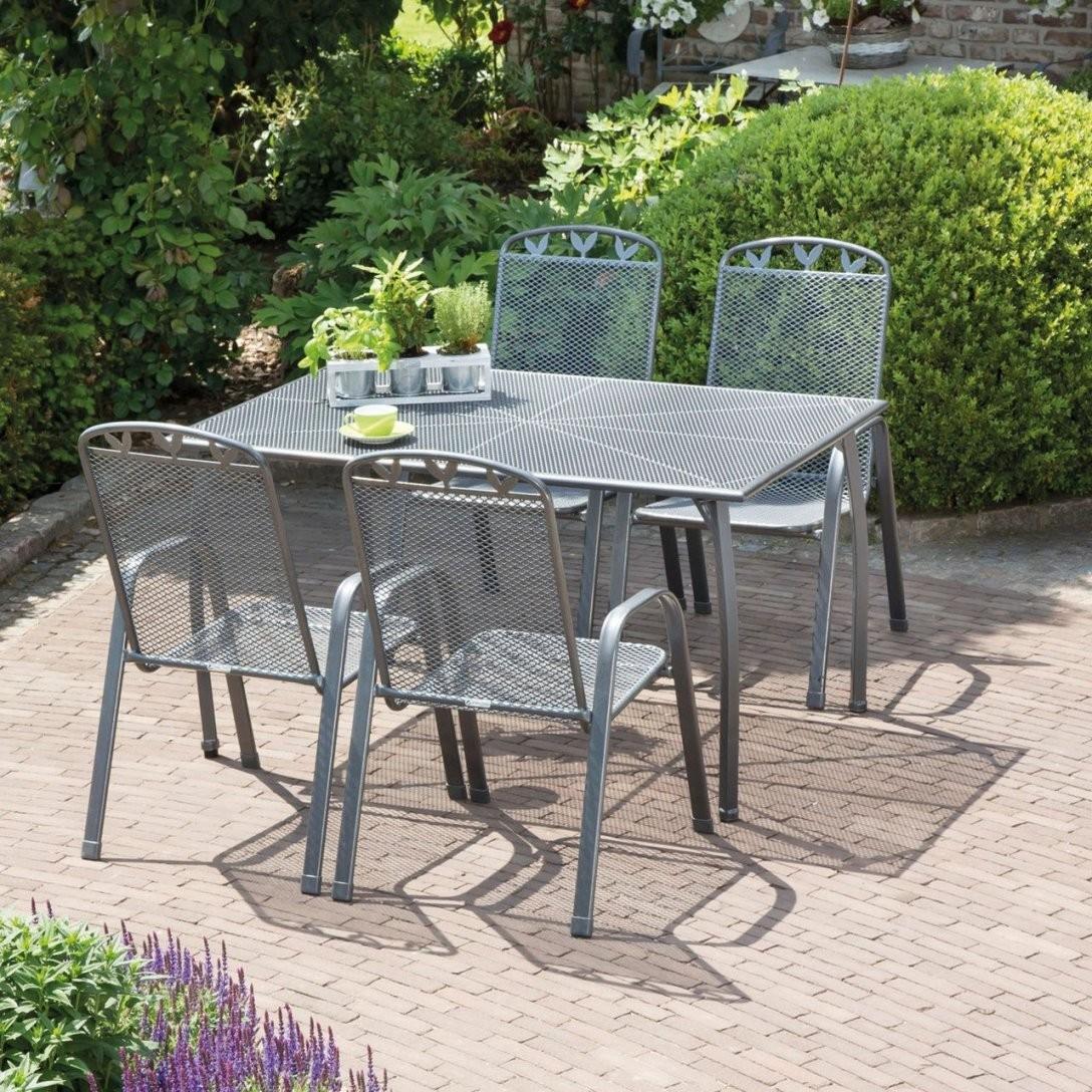 Gartenmöbel Set Metall Günstig  Haus Ideen von Gartenmöbel Set Metall Günstig Photo