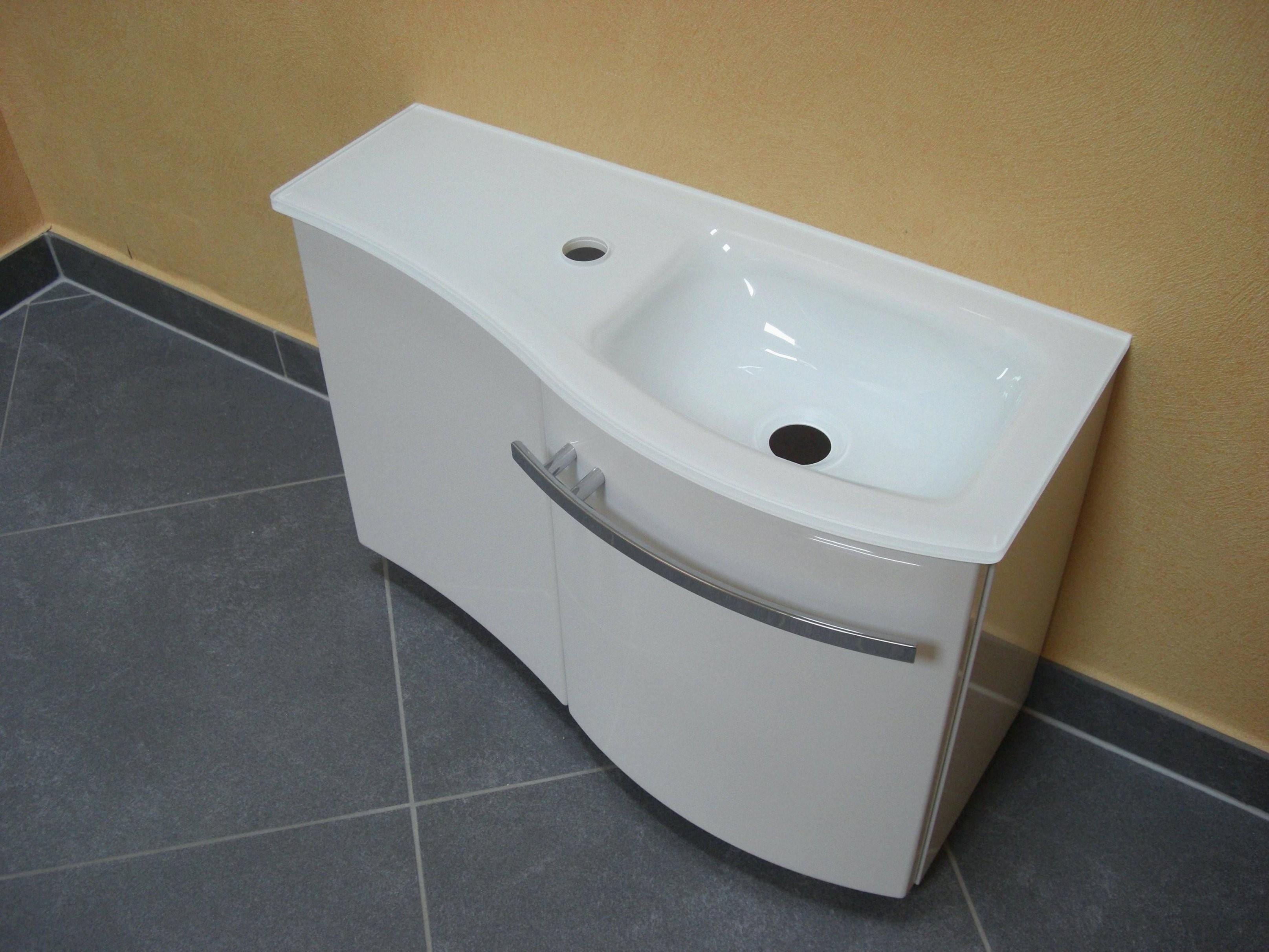 Kleines Waschbecken Mit Unterschrank Für Gäste Wc | Haus Bauen