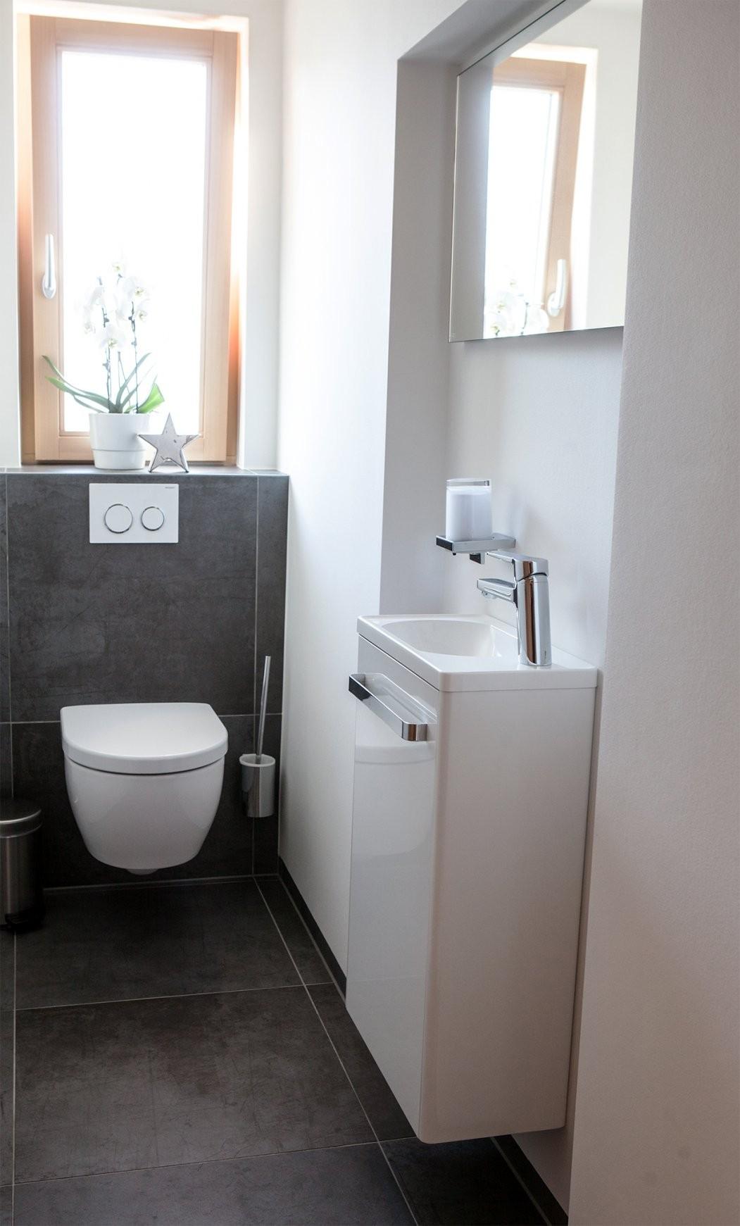 Waschbecken Kleines Gaeste Wc | Haus Bauen