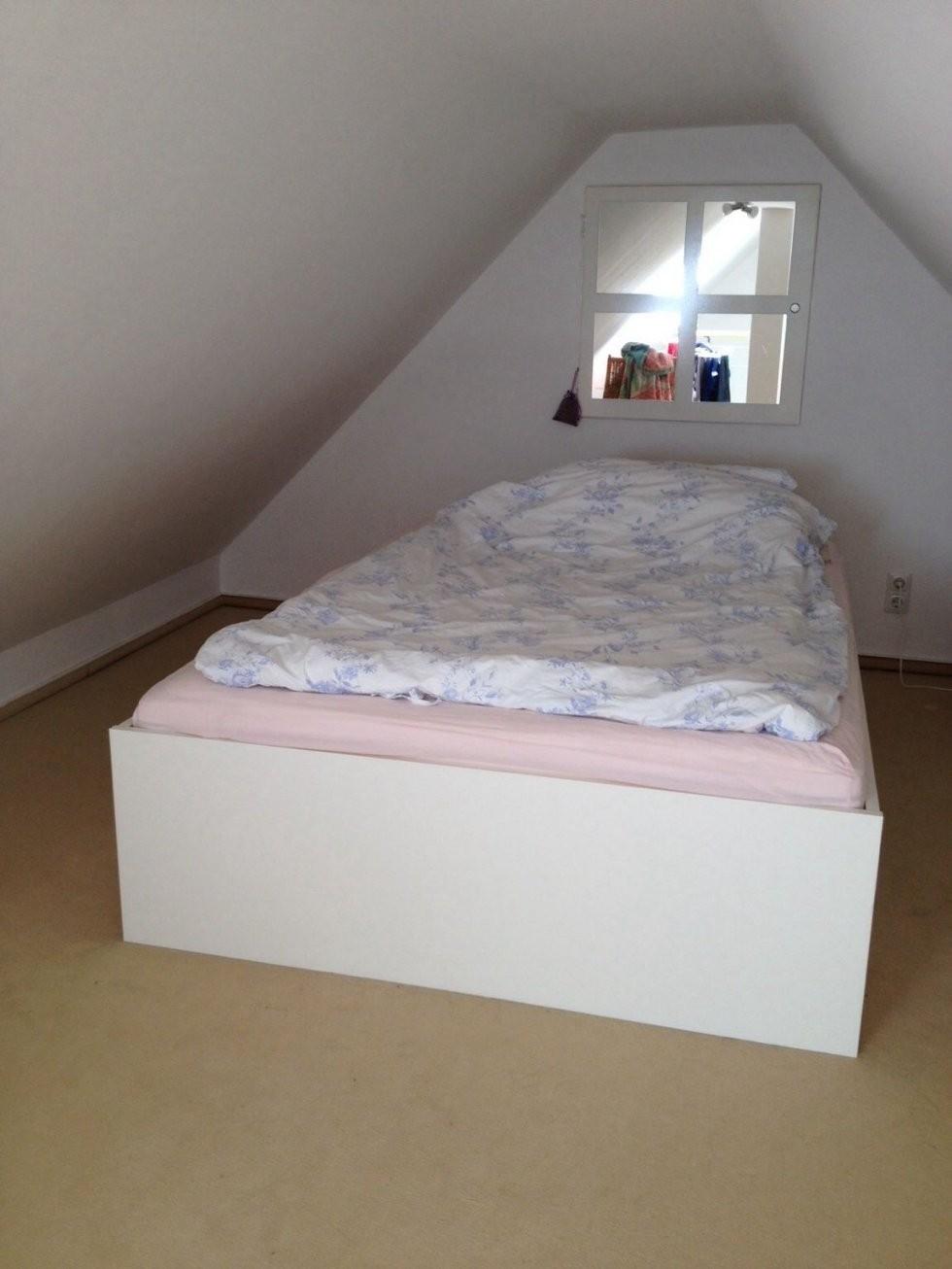Gebraucht Bett Ikea Brimnes 140X200 Cm In 65760 Eschborn Um € 10000 von Ikea Brimnes Bett 140X200 Bild