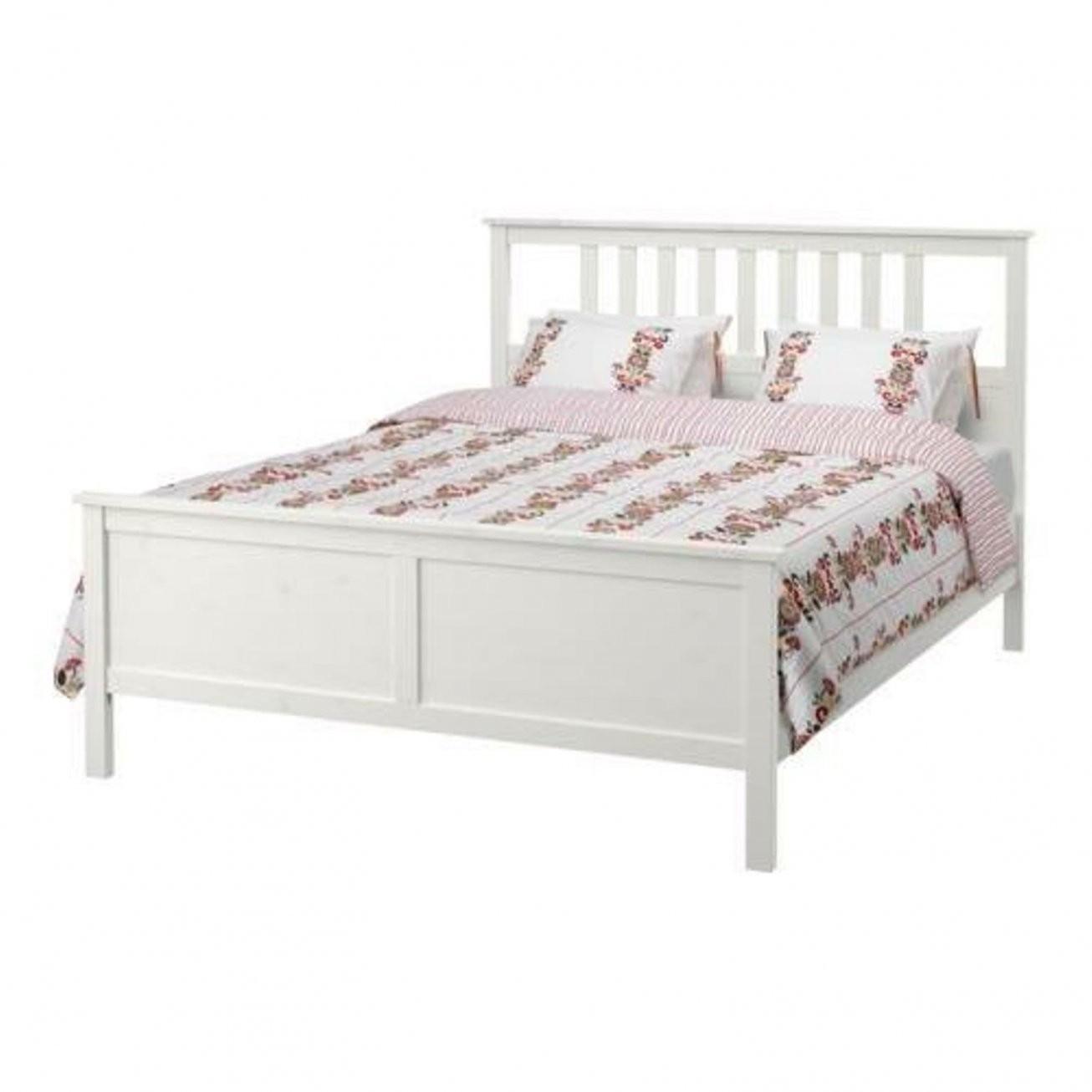 Gebraucht Hemnes Bett 140X200 Inkl Lattenrost &matratze In 60318 von Hemnes Bett 140X200 Photo