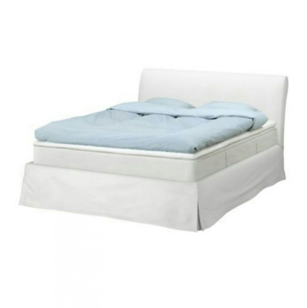 Gebraucht Ikea Vanvik Bett 140X200 Weiß In 33397 Rietberg Um € 9900 von Ikea Bett 140X200 Weiß Bild