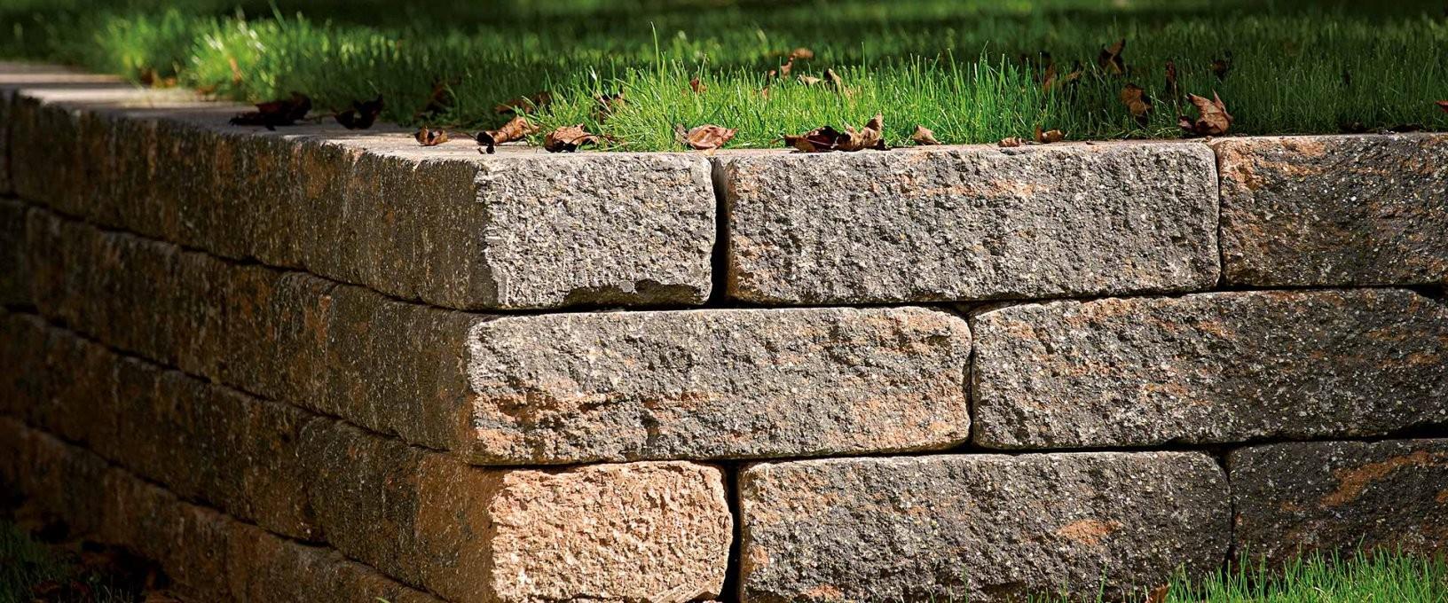 Gerwing  Pflastersteine Terrassenplatten Mauersteine Für Ihren Garten von Steine Für Garten Günstig Photo