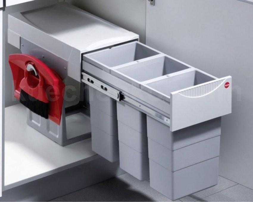 Hailo Abfallsammler Tz Swing 40330 Plus Terzett Abfalleimer von Mülleimer Küche Hailo Photo
