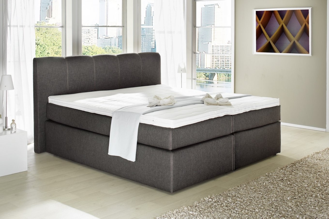 Harde Topper Boxspring Best Of Boxspring Bett Inkl Topper 180×200 von Bett Topper 180X200 Photo