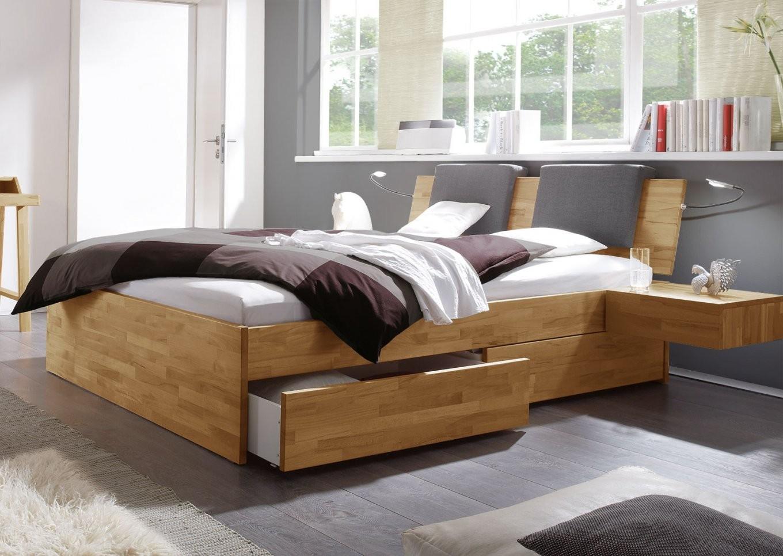 Hasena Funktion&comfort Senioren Und Funktionsbetten von Bett 160X200 Mit Stauraum Bild