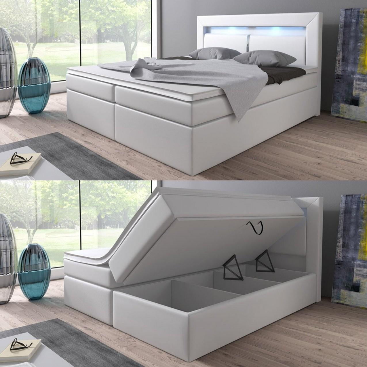 Haus Möbel Bett Mit Bettkasten Günstig 15042 Haus Ideen Galerie von Bett Mit Bettkasten Günstig Photo