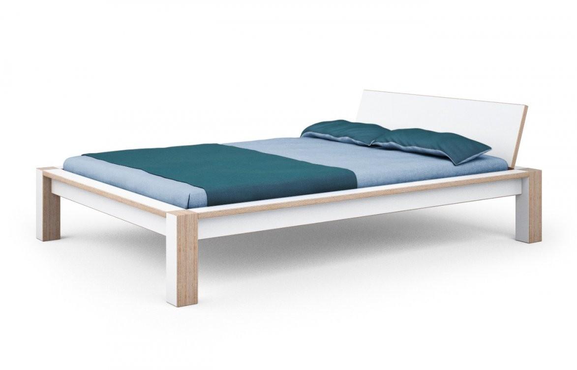 Haus Möbel Betten Günstig 140X200 Bett Weiss Multiplex Alfred A1 29 von Betten Günstig 140X200 Photo