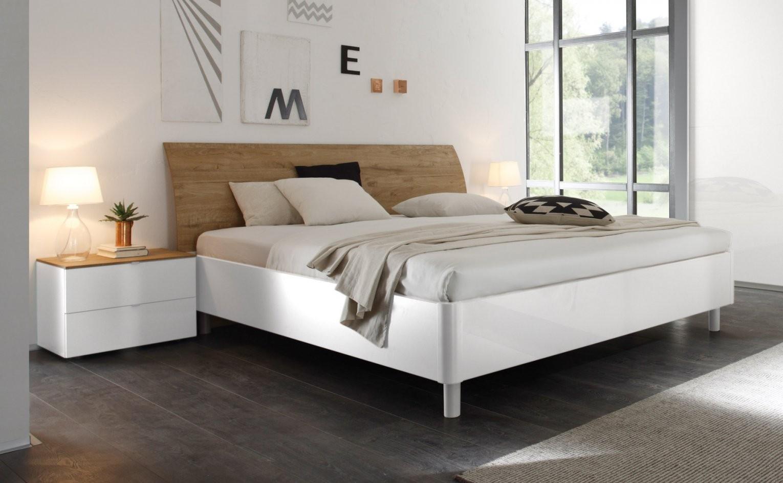 Hausdesign Bett 180X200 Weiss 10855 0 19118 Haus Renovieren Galerie von Bett 180X200 Weiß Hochglanz Photo